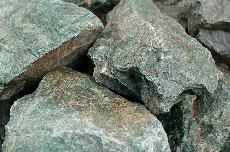 Cambrian Green Rockery Stone Lloyds Spar Quarries