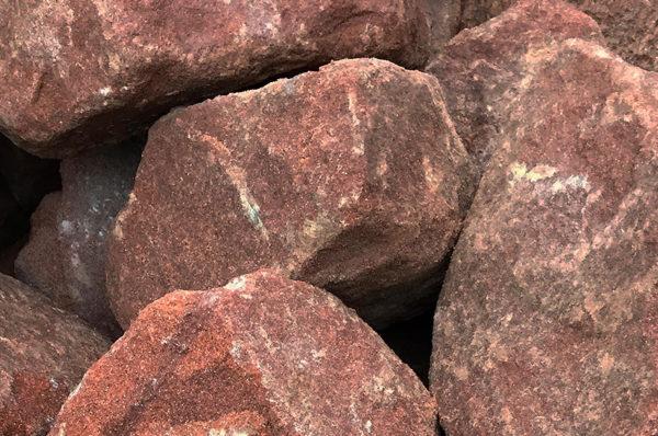 red-sandstone-rockery-stone