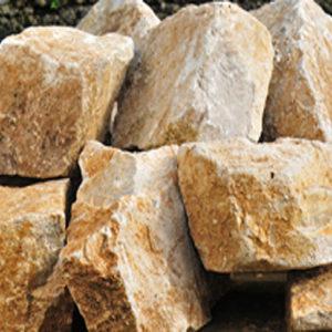 Rockery Stone & Boulders